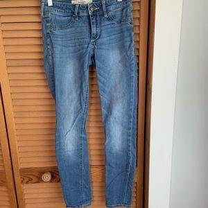 Cute blue jeans